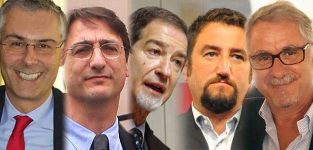 Il pd con Forza Italia in Sicilia
