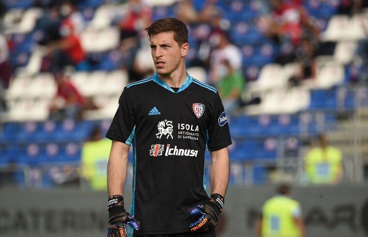 Alessio Cragno, portiere del Cagliari: carriera e ultime pagelle