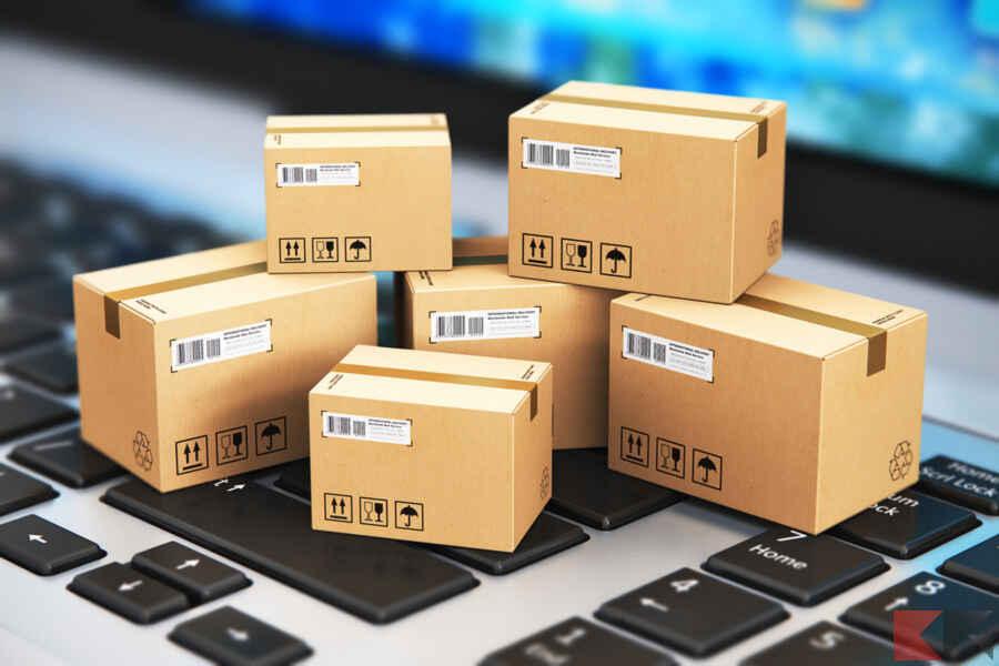 Qual è il modo giusto per imballare un pacco da spedire?