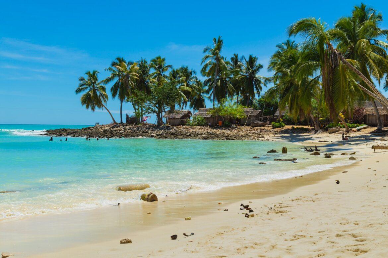 Top 5 isole per trascorrere il capodanno al caldo